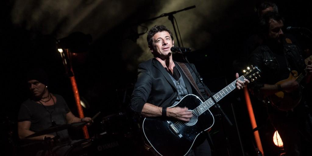 Patrick Bruel In Concert - New  York, NY